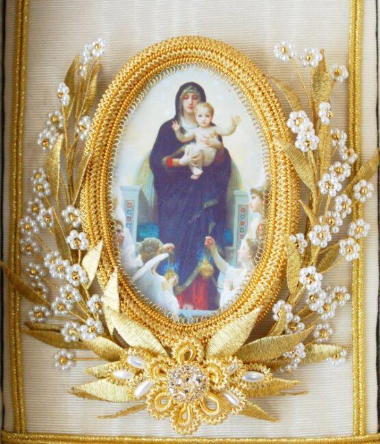 クロスターアルバイテン 聖母子