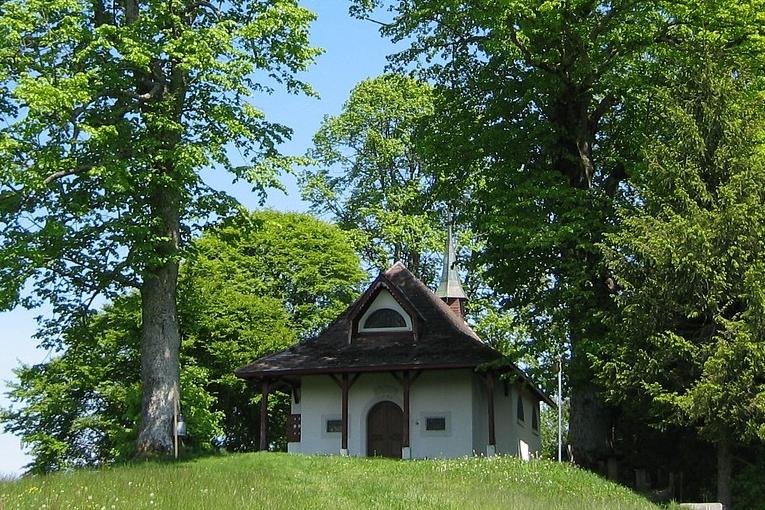 原点は「森の中の教会」でした。