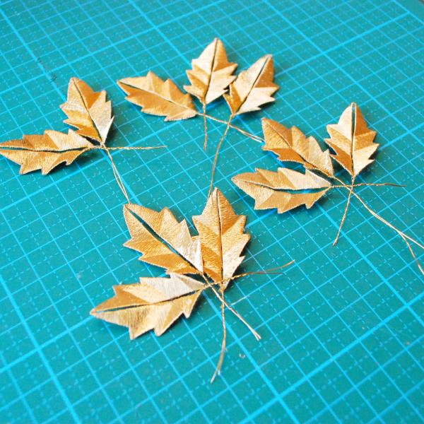 クロスターアルバイテンの葉